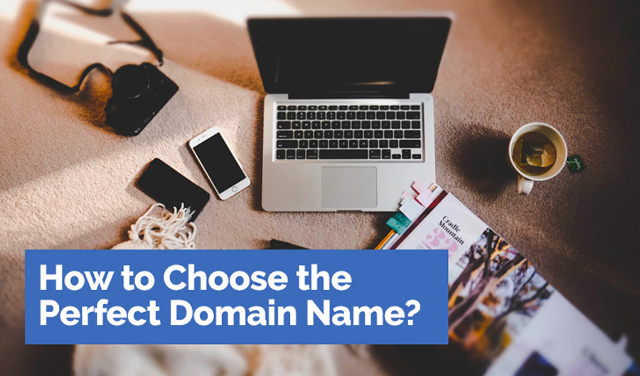 Tips for picking the perfect domain name